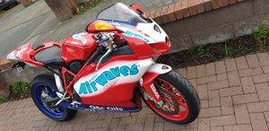 2006 Ducati 999 airwaves