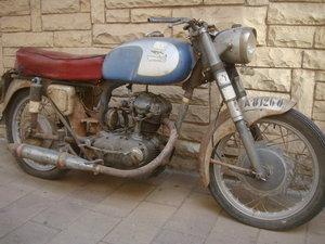 """1962 Ducati 125 """"3 bikes"""" For Sale"""