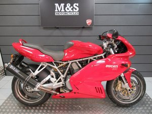 2003 Ducati 800 SS For Sale