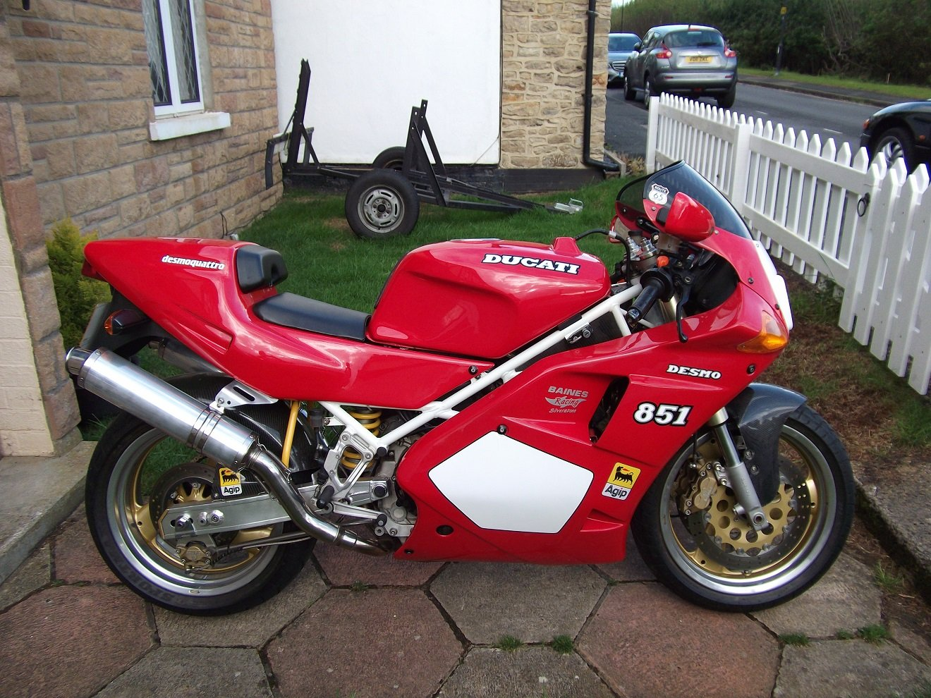 1992 Ducati 851 For Sale (picture 1 of 6)