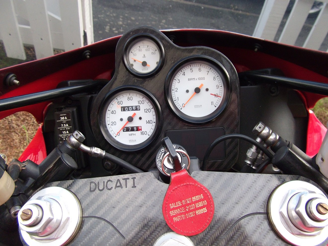 1992 Ducati 851 For Sale (picture 6 of 6)