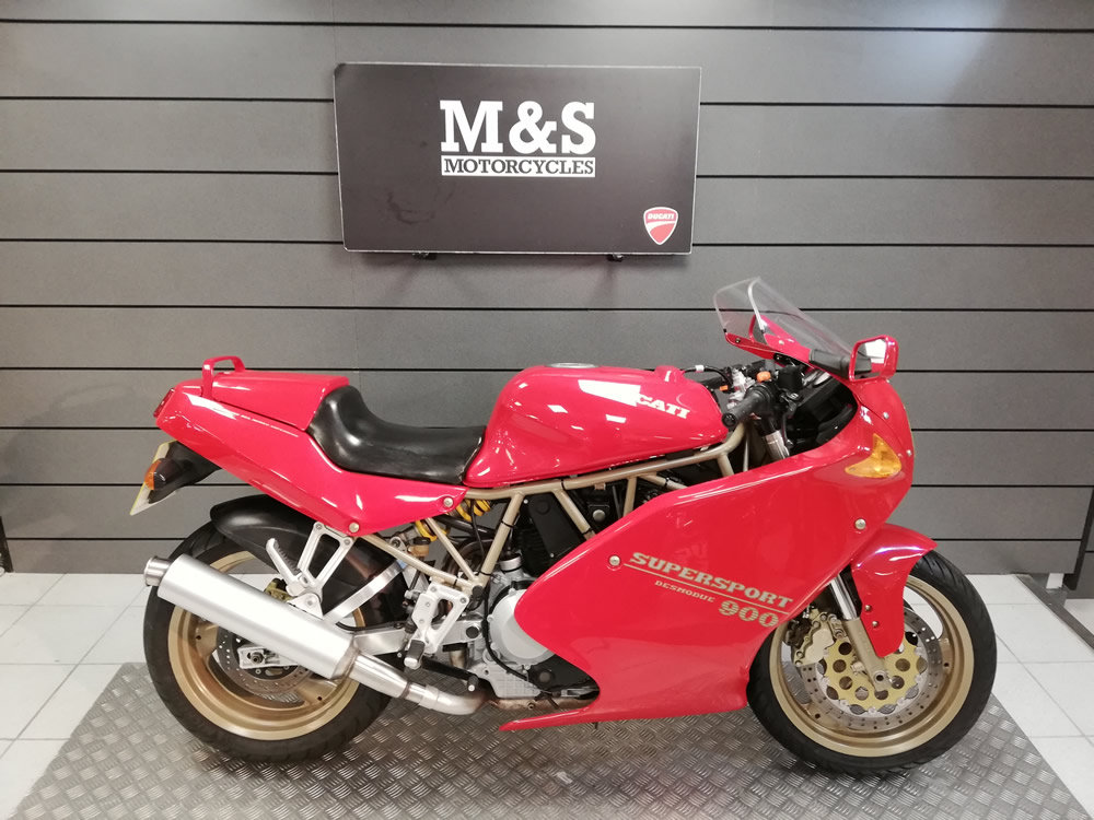 1993 Ducati 900SS For Sale (picture 1 of 6)