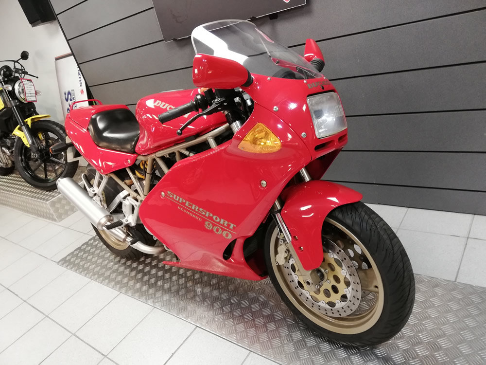 1993 Ducati 900SS For Sale (picture 2 of 6)