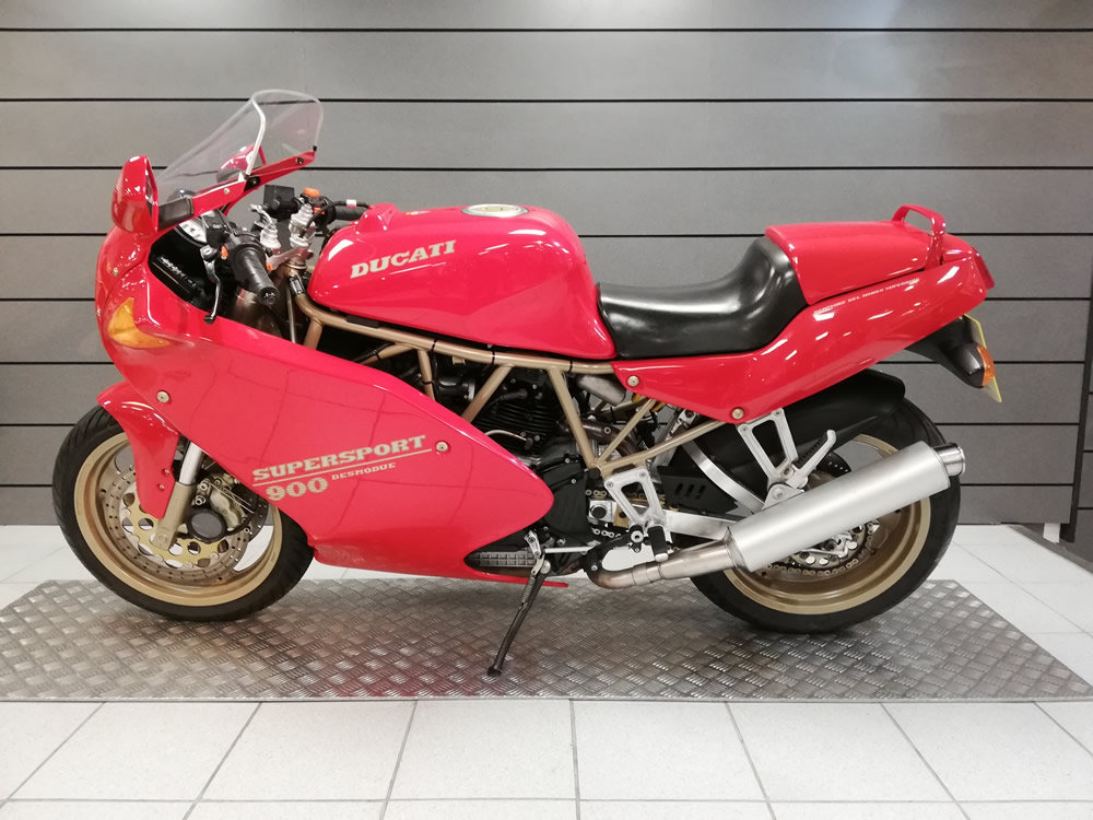 1993 Ducati 900SS For Sale (picture 6 of 6)