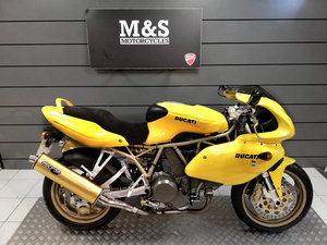 Picture of 2000 Ducati 750SS SOLD