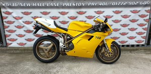 1999 Ducati 748SPS Sports For Sale