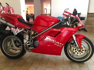 1995 Ducati 748 For Sale