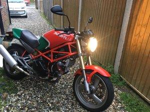 1997 hailwood rep Ducati Monster 750