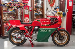 1980 Ducati SI MHR Mike Hailwood Rare Bike Museum $44.5k