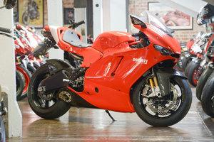 2008 Ducati Desmosedici GP7 EXHAUST #934 of 1500 For Sale