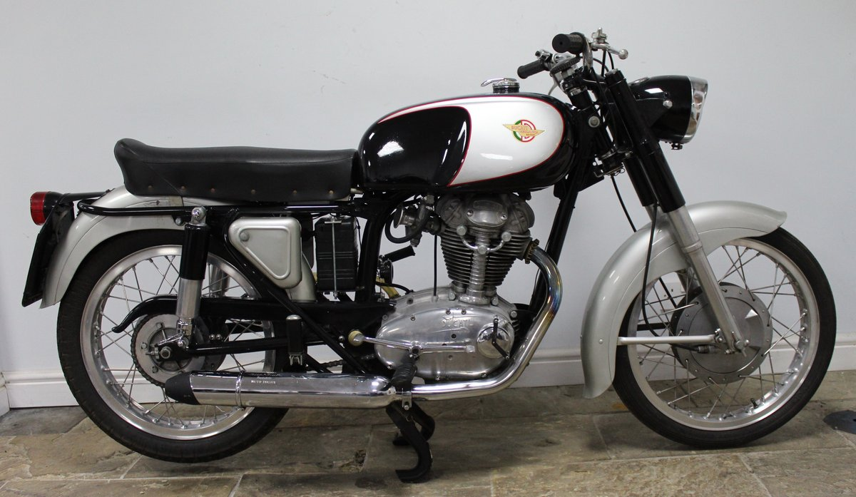 1966 Ducati 350 cc Sebring Lovely classic Ducati  For Sale (picture 1 of 6)
