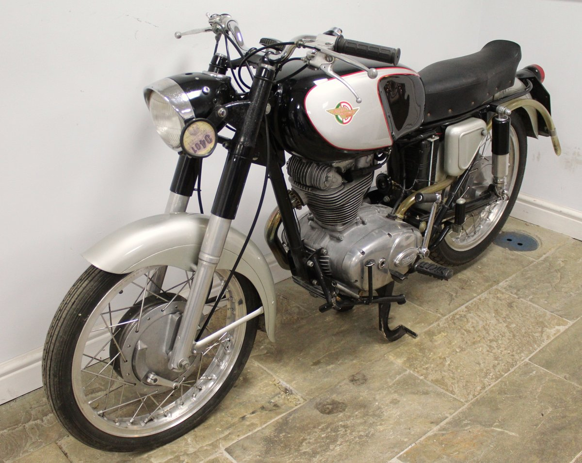 1966 Ducati 350 cc Sebring Lovely classic Ducati  For Sale (picture 5 of 6)