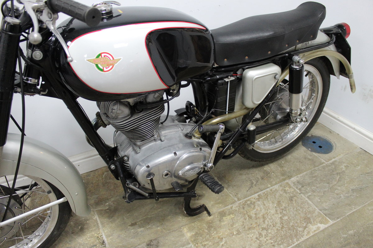 1966 Ducati 350 cc Sebring Lovely classic Ducati  For Sale (picture 6 of 6)