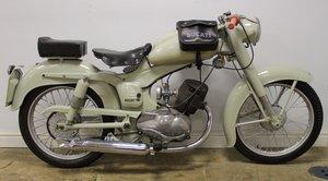 1952 Ducati 98  Single cylinder OHV Motor  Excellent   SOLD