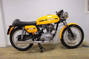 1975 Ducati MK3 250 cc Single  Excellent condition SOLD