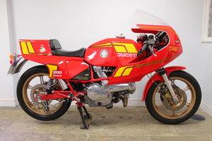 1979/1980 Ducati Pantah 500SL 46,813 KM SUPERB  For Sale