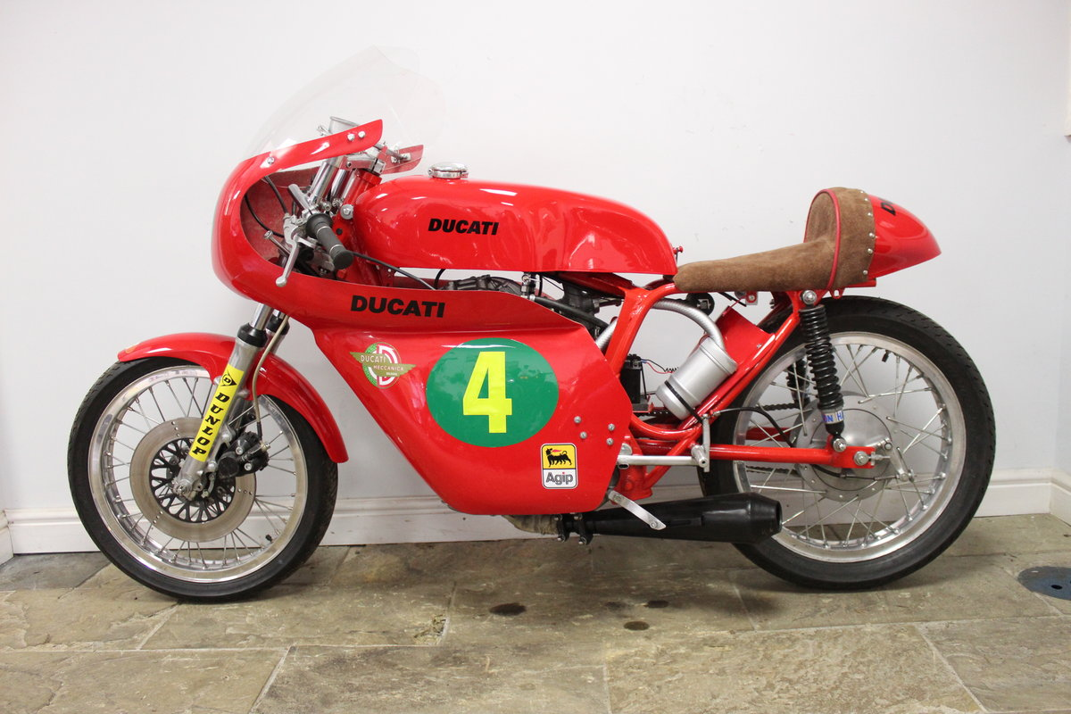 c1970 Ducati 250 cc Road Racer , Beautiful Period Race Bike SOLD (picture 6 of 6)