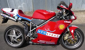 2002 Ducati 998S Bayliss Replica For Sale
