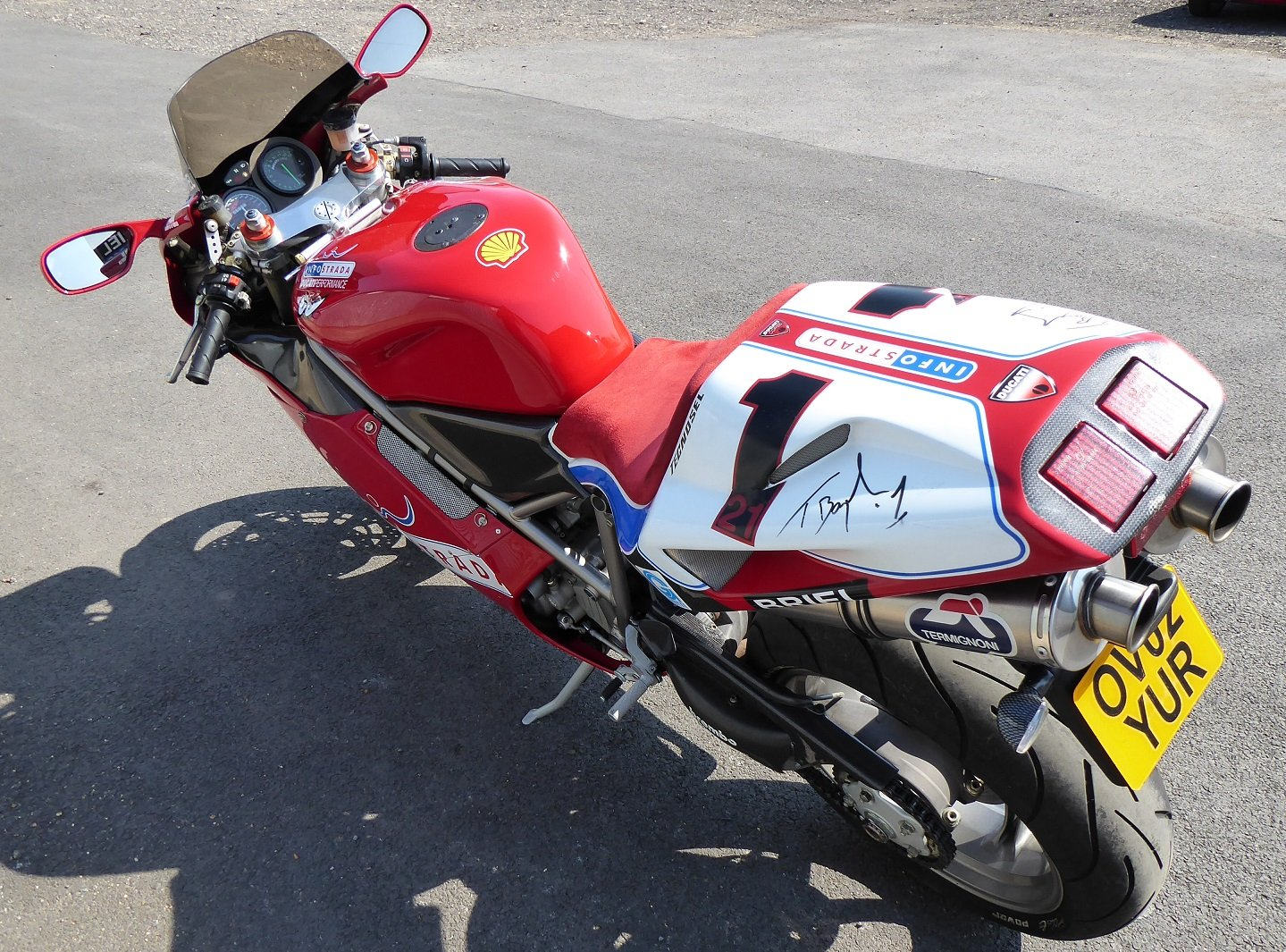 2002 Ducati 998S Bayliss Replica For Sale (picture 2 of 6)
