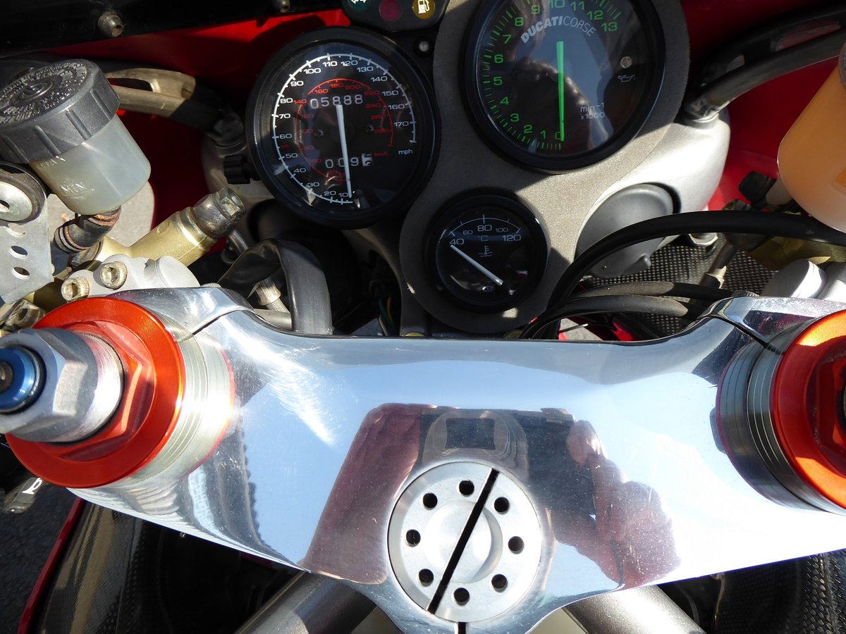2002 Ducati 998S Bayliss Replica For Sale (picture 3 of 6)