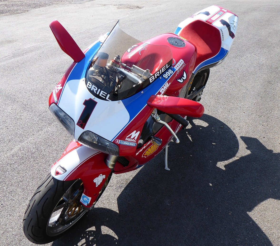2002 Ducati 998S Bayliss Replica For Sale (picture 5 of 6)