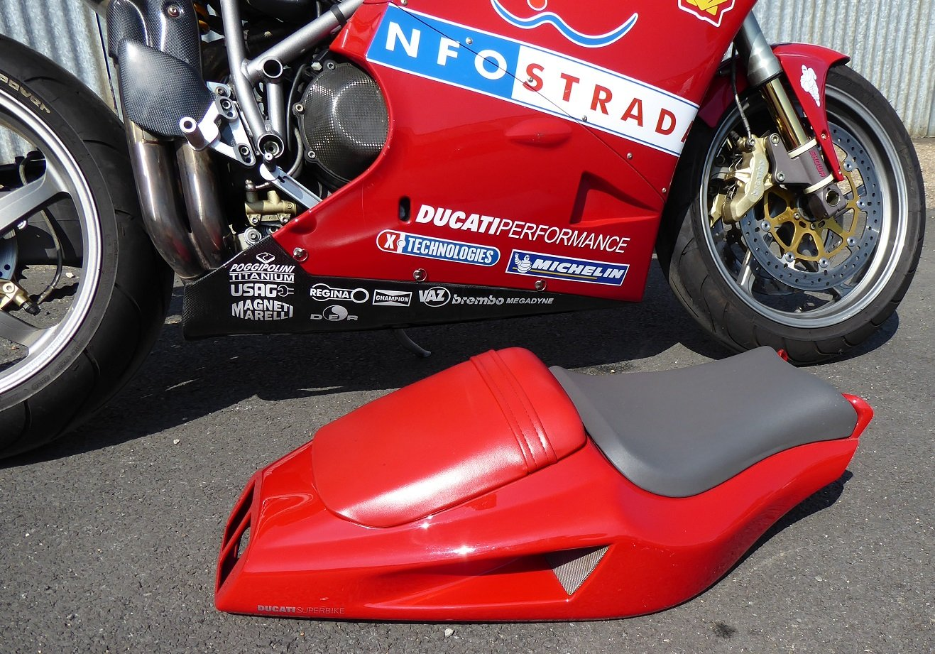 2002 Ducati 998S Bayliss Replica For Sale (picture 6 of 6)