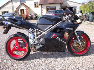 DUCATI SENNA  1999 For Sale