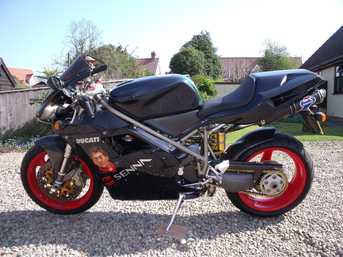 DUCATI SENNA  1999 For Sale (picture 2 of 6)