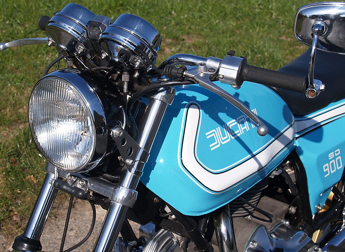 1978 DUCATI 900 Darmah For Sale (picture 1 of 6)
