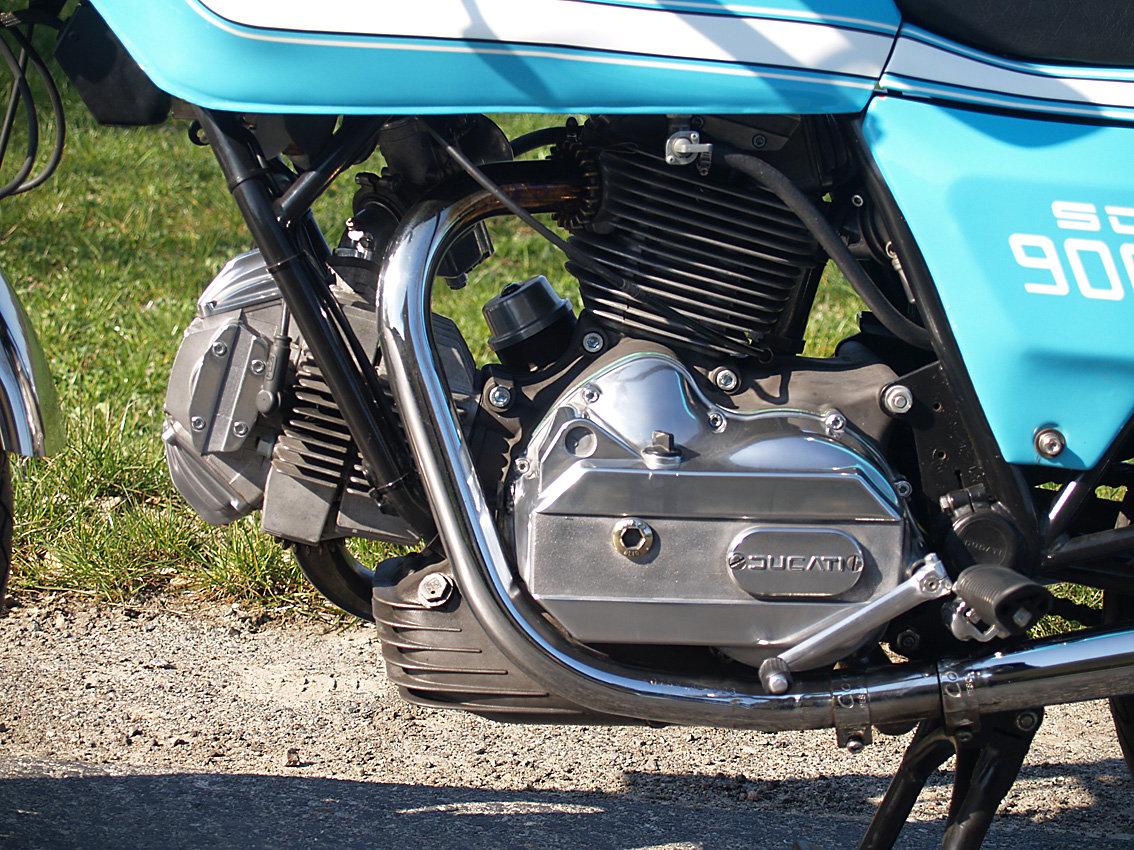 1978 DUCATI 900 Darmah For Sale (picture 6 of 6)