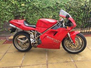 1994 Ducati 916  Strada - 6700 original UK bike