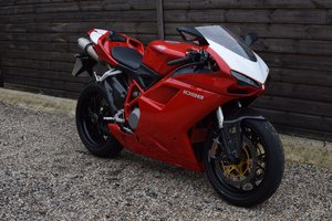 Ducati 1098 (2 owners, Recent Belts/Valve Check) 2007 SOLD