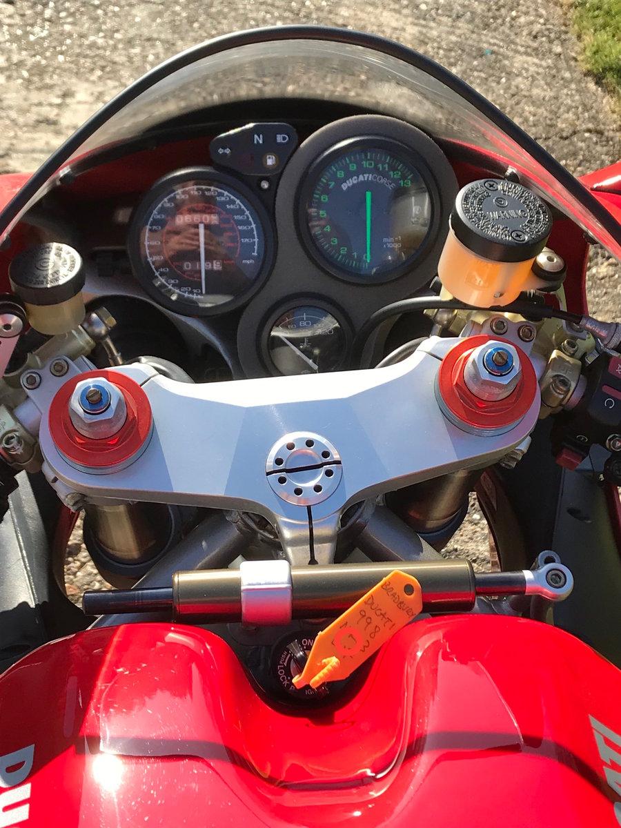 2003 Ducati 998 Biposto  SOLD (picture 5 of 6)