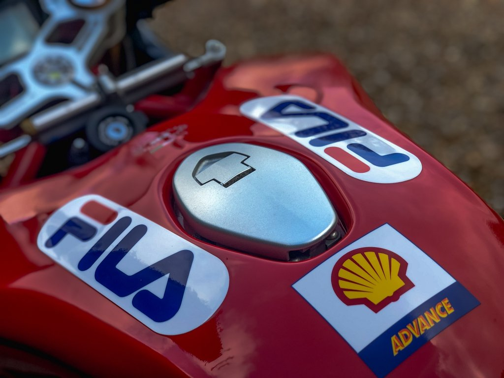 2004 DUCATI 999R FILA #0171  // 1 OWNER // Just 980 Miles!! // For Sale (picture 4 of 6)