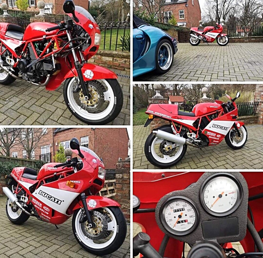 1989 Mint Low Mileage Ducati 900SS For Sale (picture 1 of 6)