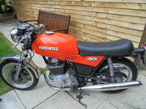 ducati 500 gtl 1977 very rare model