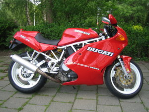 1992 Dutch Ducati 900SS first series  29400 km  For Sale