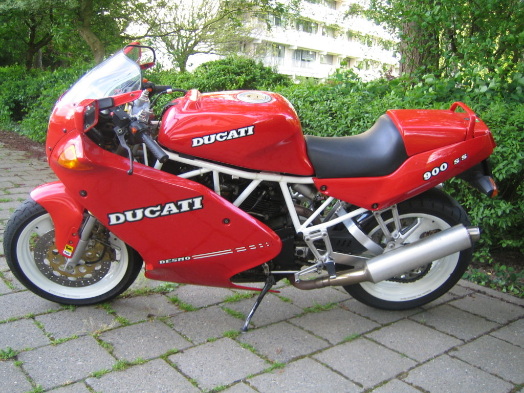 1992 Dutch Ducati 900SS first series  29400 km  For Sale (picture 2 of 6)