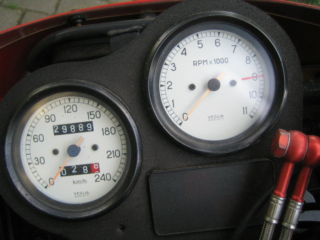 1992 Dutch Ducati 900SS first series  29400 km  For Sale (picture 3 of 6)