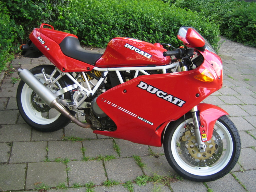 1992 Dutch Ducati 900SS first series  29400 km  For Sale (picture 4 of 6)
