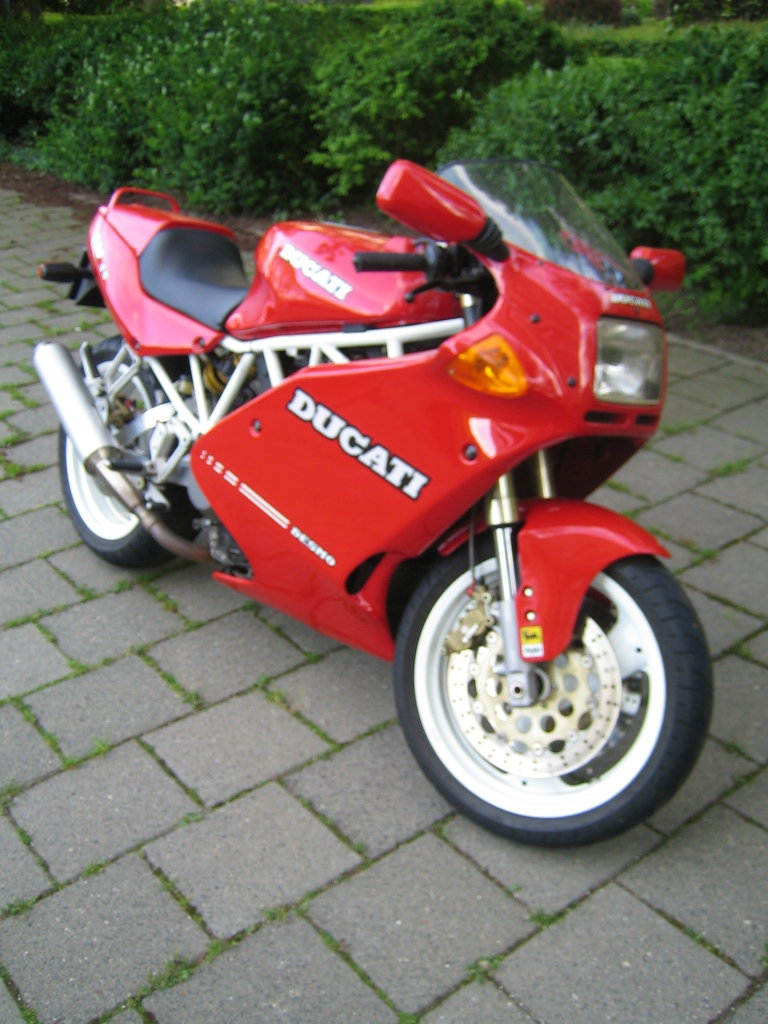 1992 Dutch Ducati 900SS first series  29400 km  For Sale (picture 5 of 6)
