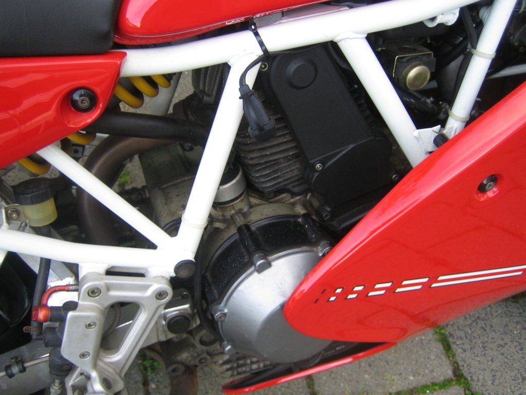 1992 Dutch Ducati 900SS first series  29400 km  For Sale (picture 6 of 6)