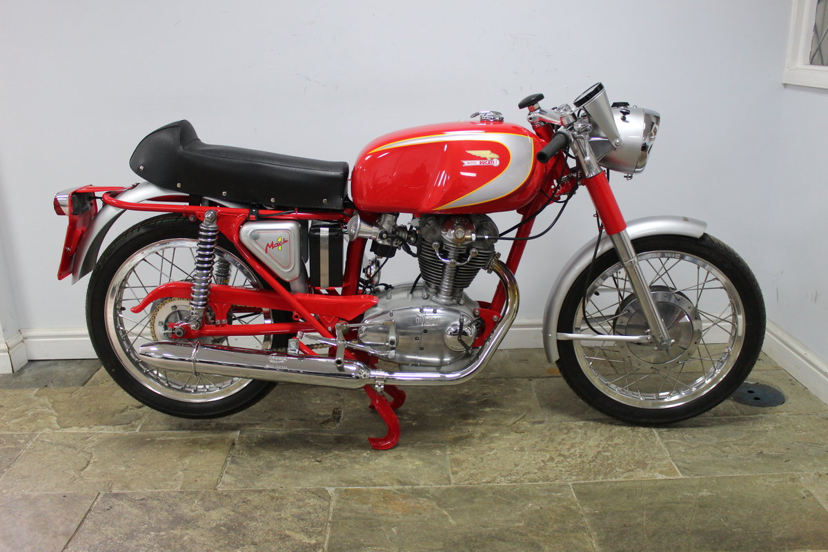 1966 Ducati Mach 1 250 cc OHC  with Five Speed Gearbox  SOLD (picture 1 of 6)