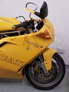1998 Ducati 750SS