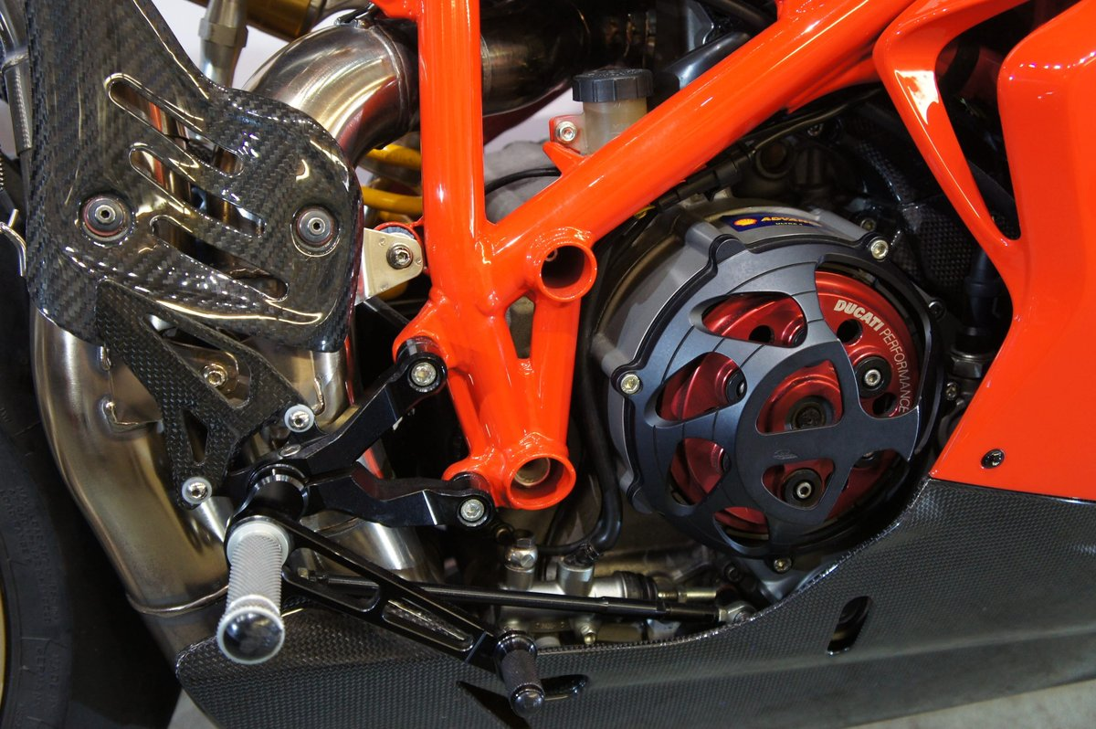 2008 Ducati 1098 R, 9500 miles, immaculate condition  For Sale (picture 3 of 6)