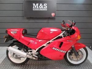 1989 Ducati 851 Strada For Sale