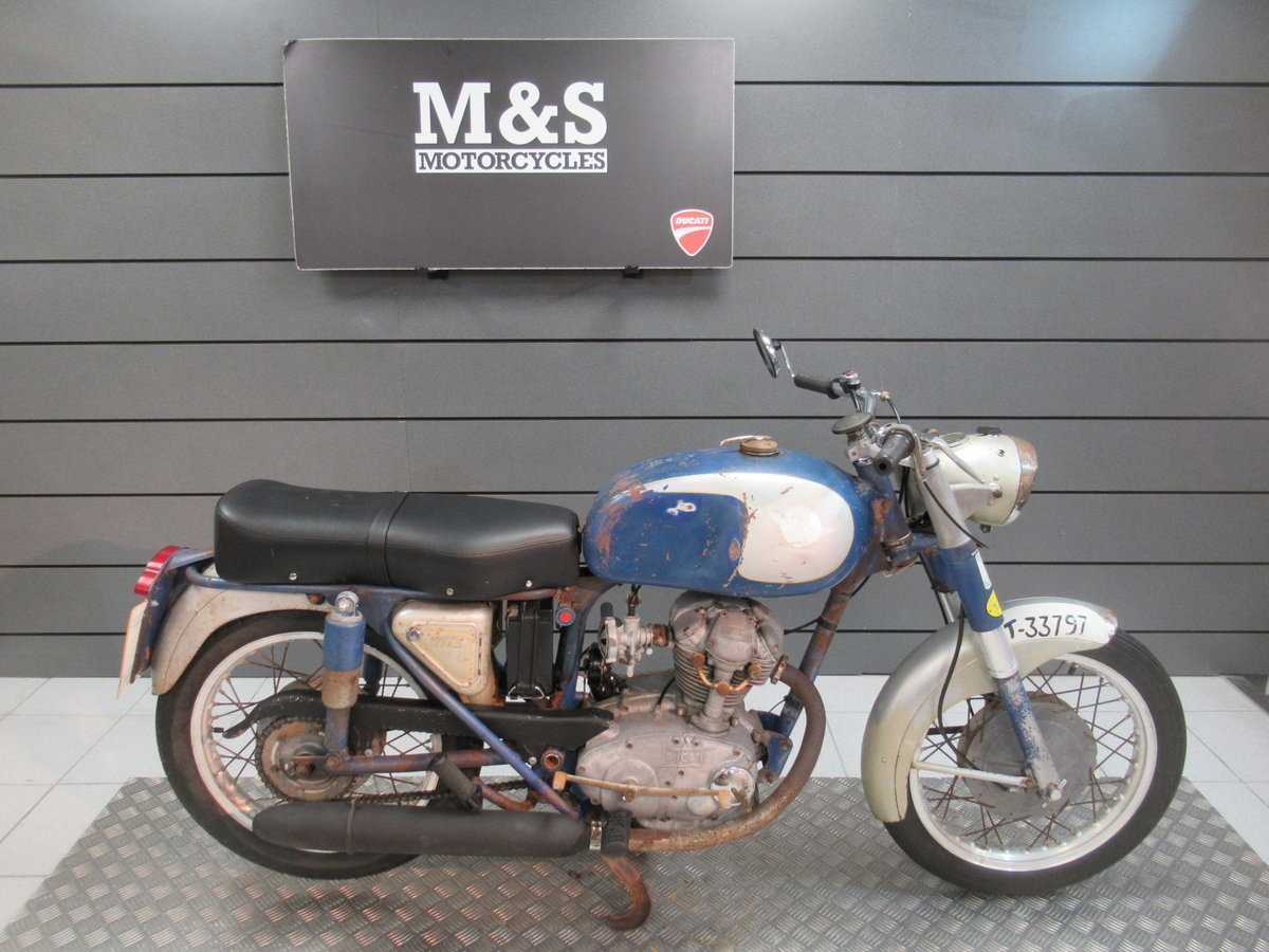 1963 Ducati TS125 For Sale (picture 1 of 6)