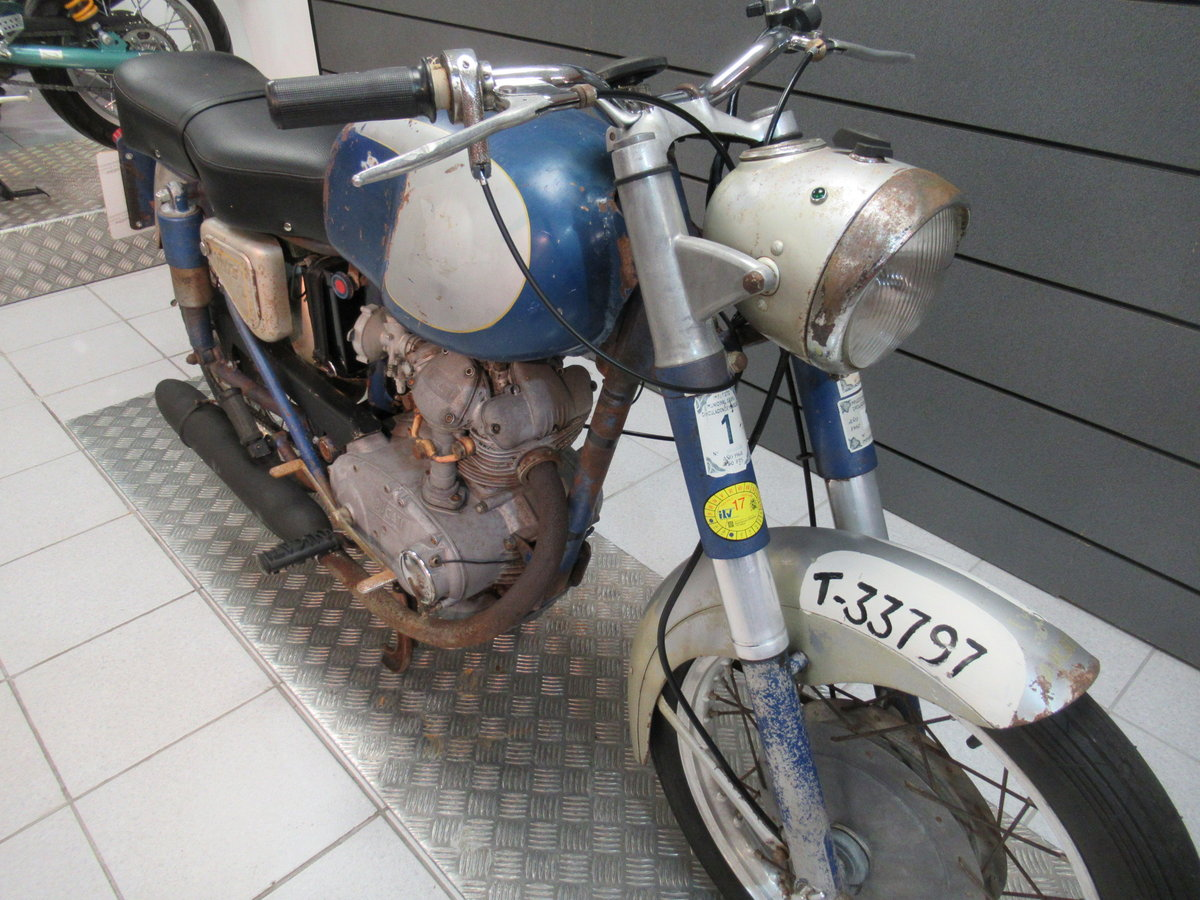 1963 Ducati TS125 For Sale (picture 2 of 6)