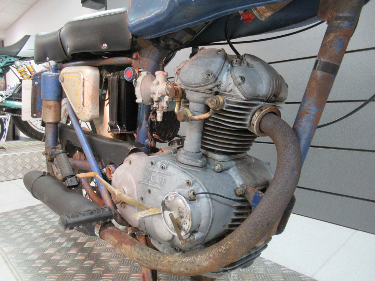 1963 Ducati TS125 For Sale (picture 5 of 6)