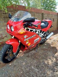 Ducati 750 SS 1992